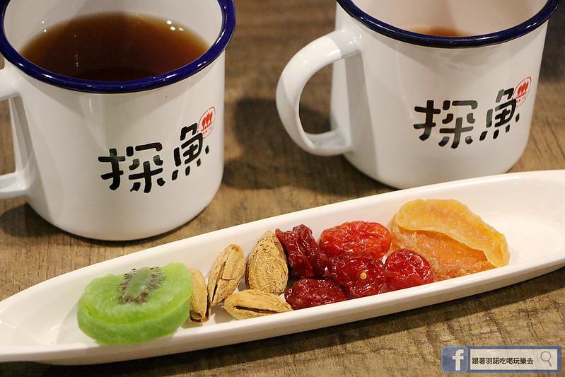 中國大陸人氣烤魚登台探魚台中公益店019