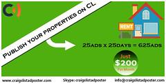 craigslist ad posting service (realad1) Tags: craigslist ad posting service