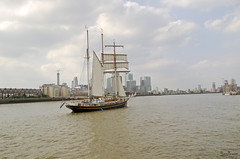 Greenwich tall ships (Tony_Brasier) Tags: lovely ships london water sea thames river nikon d5100 location fun flickr fishing bridge bluesky boats