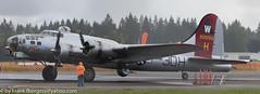 IMG_6356-Pano-2 (fbergess) Tags: 7dmiig aircraft b17 cars home museumitp people rainbows tamron150600mm walktootp tumwater wa unitedstates us