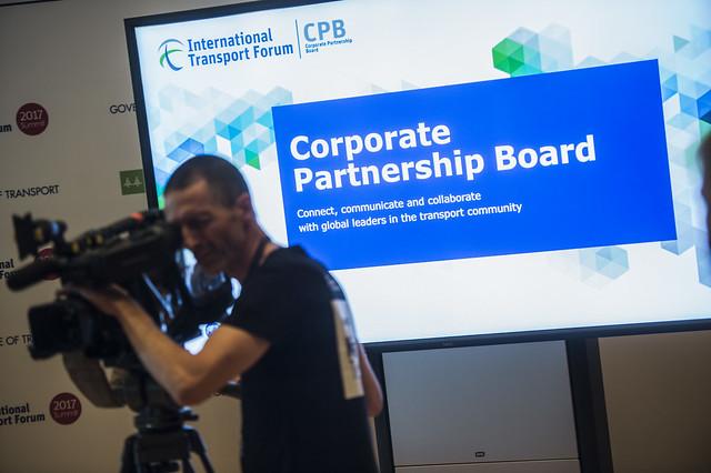 Presentation of new Corporate Partnership Board reports