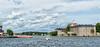 Vaxholms fästning / Vaxholm Fortress (Gösta Knochenhauer) Tags: 2016 july panasonic lumix fz1000 dmcfz1000 sverige sweden schweden suède svezia suecia vaxholm vaxholms fästning fortress stockholms skärgård stockholm archipelago building boat p9050905nik p9050905 nik summer baltic sea