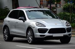 Porsche Cayenne (nighteye) Tags: porsche cayenne singapore car
