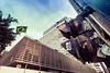 Conjunto Nacional (Ederson Gomes) Tags: t2i grandeangular livre sp city angulos canon 1022mm aranhacéu arquitetura brasil sãopaulo arquitetonic wideangle metrópole angles paulista bandeira brazil life sky canon1022mm cidade flag semáforo walk