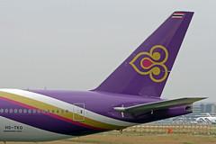 HS-TKO EDDF 18-06-2017 (Burmarrad (Mark) Camenzuli Thank you for the 18.9) Tags: airline thai airways international aircraft boeing 7773aler registration hstko cn 41524