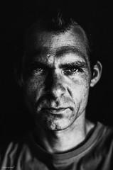 Libor (Marek Lampart) Tags: monochrome mc man 50mm human blackandwhite blackwhite bw nikon nikond5100 naturallight nikkor portrait people face outdoor