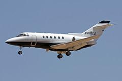 N900LD LMML 11-07-2017 (Burmarrad) Tags: airline private aircraft hawker beechcraft 900xp registration n900ld cn ha0213 lmml 11072017