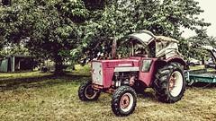 McCormick Tractor (Veitinger) Tags: veitinger sony nöggenschwiel schwarzwald blackforest tractor vehicle fahrzeiug traktor mccormick