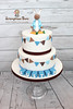 Peter Rabbit Christening Cake (Scrumptious Buns (Samantha)) Tags: wpcelebrationcakes christeningcake peterrabbit cake 2tiercake tieredcake bunting beatrixpottercake cakes norwich norfolk celebrationcake noveltycake