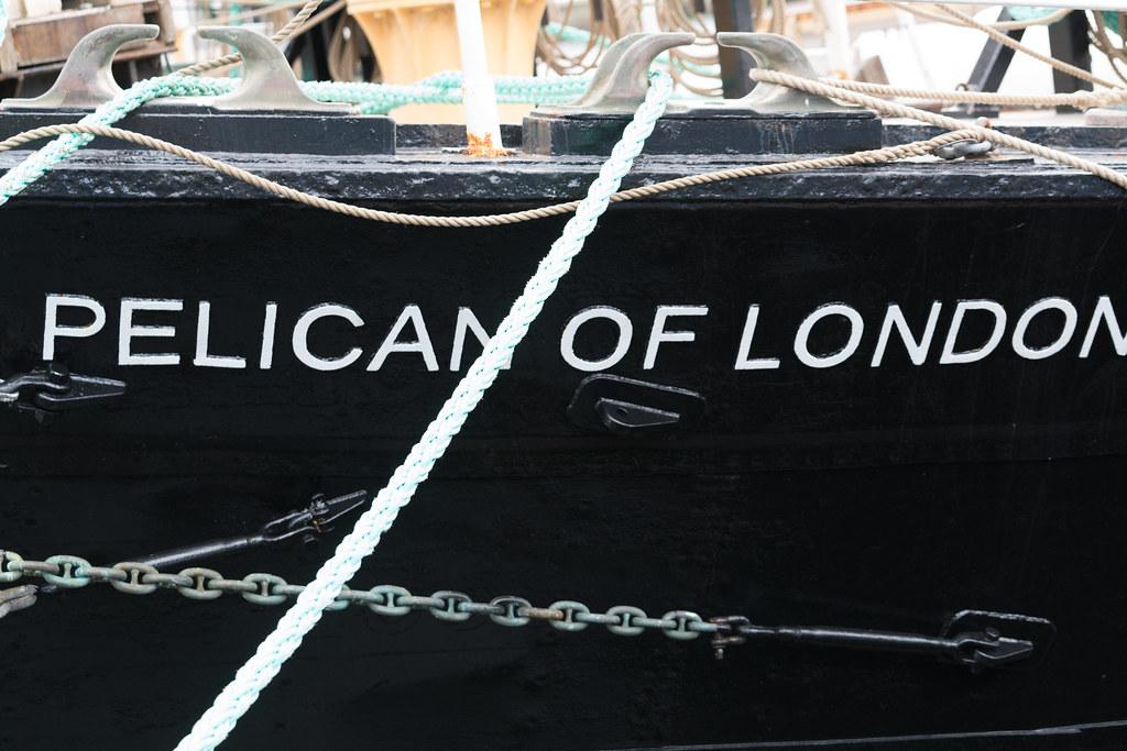 PELICAN OF LONDON [VISITS THE DUBLIN PORT RIVERFEST]-129317