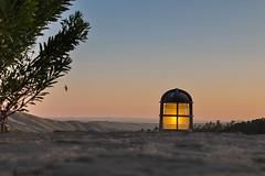 Tesoro 6. Noche. (Chaguaceda Fotografias) Tags: noche luz nocturnas faroles farolas sierra sierradearacena almonaster amarillo oscuridad paisaje horaazul