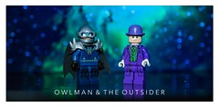 [DC] One Teaser, Four Shoutouts (| Jonathan |) Tags: custom superheroes figbarf purist crimesyndicate theoutsider thomaswayne alfredpennyworth owlman earth3 foreverevil n52 thenew52 dccomics lego