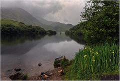 Scotland. Rain on the lake. (leonhucorne) Tags: paysage landscape greatbritain grandebretagne ecosse scolland lac lake pluie rain travel voyage tourisme colors couleurs nikon fullframe d750