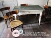 DIY - étape 1 : Choisir ses éléments à relooker et dénicher une idée sympa (G.Rapp) Tags: relooking meuble diy table chaise cuisine pastels pastel scandinave bricolage