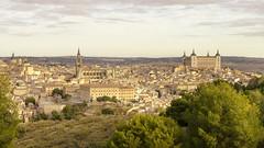 Toledo Cityscape III (rschnaible) Tags: toledo spain espana europe landscape cityscape sightseeing tour tourist