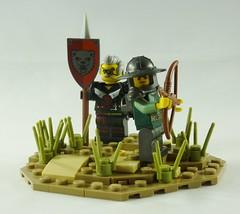 Archery (BrickTailor) Tags: