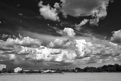 Grugnotorto park, landscape in the springtime (clodio61) Tags: brianza europe grugnotorto italy lombardy may milan monza blackandwhite building cloud cloudscape country day farm field green land landscape nature outdoor park path photography red scenic sky springtime