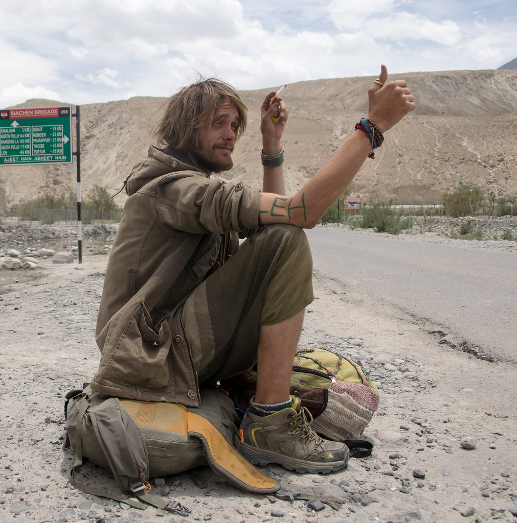 The World S Best Photos Of Hitchhiker Flickr Hive Mind