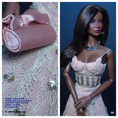 Ombre June Inside (FashionDragon) Tags: jordan ombre africanamerican blackbarbie fashionroyalty fashiondoll designerdoll byronlars jasonwu stephenburrows bobmackie integritytoys