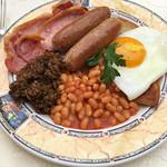 Shorefield House breakfast thumbnail