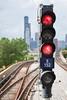Stop (jeff_a_goldberg) Tags: trainstation elevatedtrain summer cta l chicago traintracks illinois unitedstates us