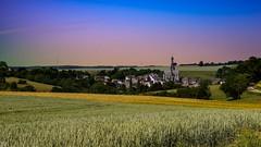 Landscape - 3230 (YᗩSᗰIᘉᗴ HᗴᘉS +6 500 000 thx❀) Tags: walcourt wallonie landscape belgium belgique hensyasmine church 7dwf
