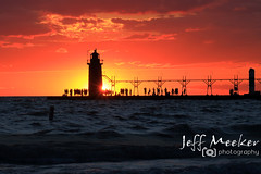 Father's Day Sunset in South Haven (Jeff Meeker) Tags: southwestmichigan southhavenlighthouse southhavenpier southbeach lakemichigan greatlakes allthingsmichigan absolutemichigan americathebeautiful artistic datenight blue orange red yellow canon canondslr canon650d colorful daylight exploremichigan explore evening lookingwest interesting june lakeeffect sunset sunlight waves water sunrays rays clouds warmth michigan michigangottaluvit midwest michiganisamazing michiganlighthouses outdoorbeauty outdoorphotography outdoorphotographer outdoorphotos outdoors puremichigan photographersofwestmichigan peaceful spring thisisourmichigan themichigangallery theworldoutdoors usa vibrant