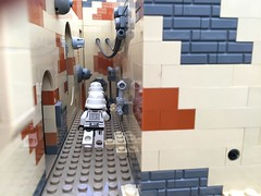 IdS@LLD Star Wars Tage 2017_59 (Bricknator) Tags: imperium der steine angus mcinnes lego star wars rogue one tatooine landingcraft sentinel shuttle ids legoland tage