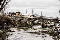 roman bridge (mdoughty68) Tags: roman bridge ancient historical cavdarhisar aizanoi turkey turkiye ruins