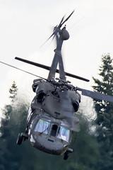 COUGAR 76 (Kaiserjp) Tags: 8524430 blackhawk cougar76 ftlewis grayaaf jblm usarmy uh60 uh60a helicopter military army washington nationalguard kplu thunfield