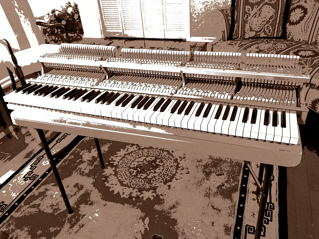 The World's Best Photos of piano and repair - Flickr Hive Mind
