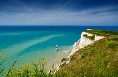 Landscape, Beachy head. England. (ost_jean) Tags: beachyhead england ostjean nikon d5200 tamron sp af 1750mm f28 xr di ii vc ld aspherical if b005n coastline