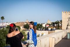 Feria de Cordoba (spain) 2017 (sespir) Tags: feria cordoba spain fiesta flamenco caballos party ladies tradicion tradition sol sunny colour color goidte gente people