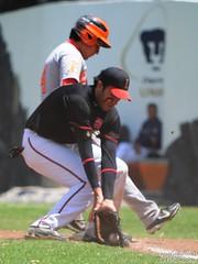 Universidad Iberoamericana vs Leones de Universidad Anáhuac (José Gil Ramírez) Tags: estudeporte deporte estudiantil universitario amateur sports college mexico condde beisbol baseball 2012 uia ibero leones anahuac