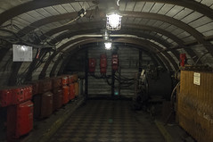 Warehouse (vmokry) Tags: publicdomain cc0 warehouse mine vault machine dark postapocalypse