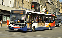YX65PZT Stagecoach Fife 26018 (martin 65) Tags: stagecoach fife road enviro e200 mmc plaxton elite edinburgh lothian rail transport public coach x55 group vehicle bus buses