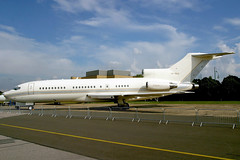 VP-BAA Boeing 727-51 Marbiya Investments (pslg05896) Tags: vpbaa boeing727 marbiyainvestments fab eglf farnborough