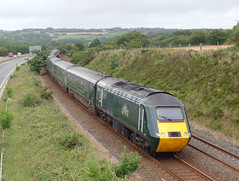 43041 Scorrier (Marky7890) Tags: gwr 43041 class43 hst 1a89 scorrier redruth railway cornwall train cornishmainline