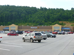 Walmart, Princeton, WV (3) -EXPLORED (Ryan busman_49) Tags: