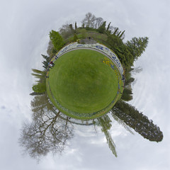(360 planet) Mainau island 1 (Andriy Golovnya (redscorp)) Tags: mainauisland mainau island lakeconstance lake constance badenwürttemberg germany deutschland planet miniplanet smallplanet tinyplanet