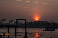 Portchester Lake (Steeler Nation UK) Tags: portchesterlake portchester sunrise