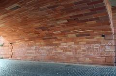 Nase. (universaldilletant) Tags: frankfurt graffiti nase
