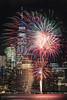 Fireworks (dansshots) Tags: fireworks nyc newyorkcity nycfireworks newyorkfireworks pride nycpride pridefireworks dansshots nikon nikond750 70200mm wtc worldtradecenter oneworldtrade 1wtc lowermanhattan financialdistrict iloveny newyorkatnight