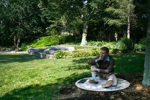 Krider Gardenm Middlebury - Krider Star Point garden