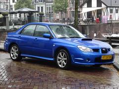 2006 Subaru Impreza WRX (harry_nl) Tags: netherlands nederland 2017 gorinchem subaru impreza wrx 97svhn sidecode6 wcar