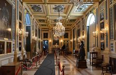 Eu (Seine-Maritime) - Le château - Musée Louis-Philippe - Galerie des Guises (Morio60) Tags: eu seinemaritime 76 normandie chateau musée louisphilippe guise