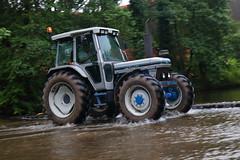 IMG_0480 (Yorkshire Pics) Tags: 1006 10062017 10thjune 10thjune2017 newbyhalltractorfestival ripon marchofthetractors marchofthetractors2017 ford fordcrossing river rivercrossing tractor tractors farmingequipment farmmachinery agriculture yorkshire northyorkshire