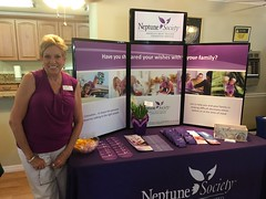 Neptune Society Jacksonville, FL - Moultrie Creek Senior Expo