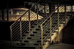 unbenannt-2807 (HaasTom) Tags: architektur deutschland duisburg gebäude industriebauten industriegebiet landschaftsparkduisburg material metall nrw treppe