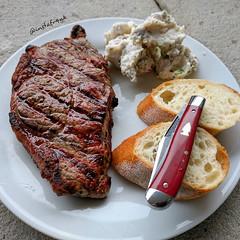 Northwoods Hawthorne Jack (edcbyfrank) Tags: everydaycarry edc northwoodshawthornejack northwoodshawthorne northwoodsknives northwoods slipjoint knife micarta steak striploinsteak striploin newyorkstrip